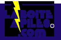 Logo Web de La Boîte à Piles